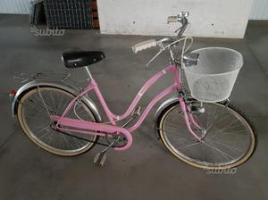 Bicicletta America ristrutturata