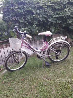 Bicicletta bambina 7-10 anni
