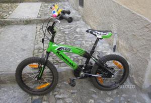"""Bicicletta da bambino Kawasaki MX 16"""""""