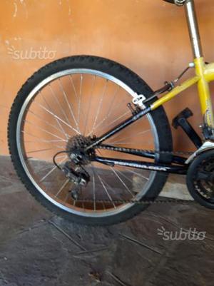 Mountain bike esperia
