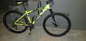 Mtb bicicletta uomo 27.5 freni a disco