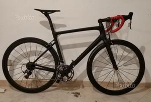 Phantom blak - full carbon - 6,8 kg
