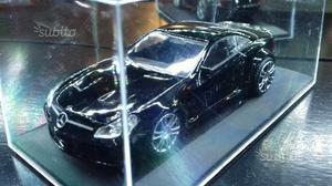 Modellino mercedes sl 65 amg black scala1/43 nuova