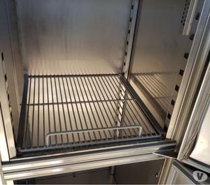 Armadio frigo inox usato a due ante | Posot Class