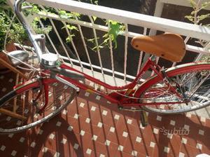 Bici passeggio donna bicicletta city bike 26 usata