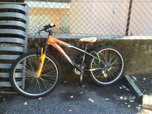 Bici usata bimbo 7,10 anni