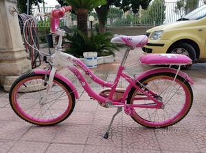 /Bicicletta bambina 8/10 anni