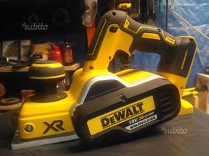 DeWalt - pialla elettrica professionale 18V