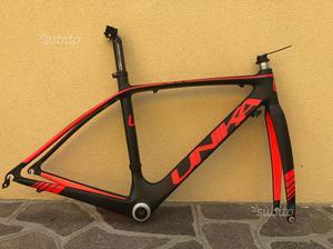 Telaio bici da corsa taglia S