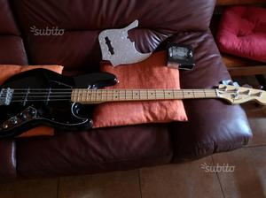 FENDER JAZZBASS pari al nuovo pick up 60 custom