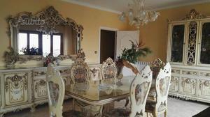 Stile veneziano camera da pranzo marca silik | Posot Class