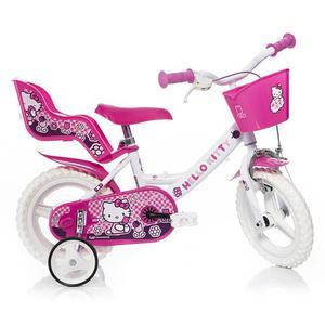 Bicicletta Hello Kitty Per Bambina 12Â? Eva 1 Freno