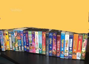 Cassette cartoni animati