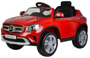 Macchina Elettrica Per Bambini 12v Mercedes Gla Class Rossa