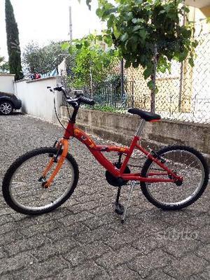 Bicicletta mountain bike 20