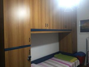Armadio con ponte e letto singolo con posot class - Camera da letto singola ...