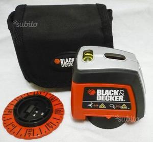 Livella Laser Black&Decker BDL120