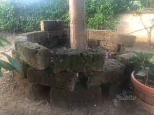 Giardino Mattoni Tufo : Mattoni tufo posot class