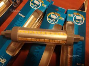 N 4 lampade beghelli tipo r7s 117 led 10 watt