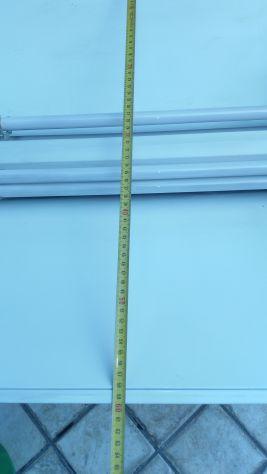 Plafoniere neon da soffitto controsoffittatura 60x60