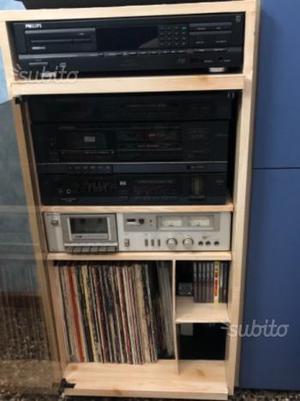 Stereo Pioneer FM/AM Digital Synthesizer Tuner TX