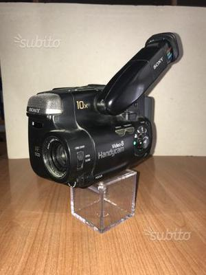 Videocamera anni 90 Sony Handycam video 8