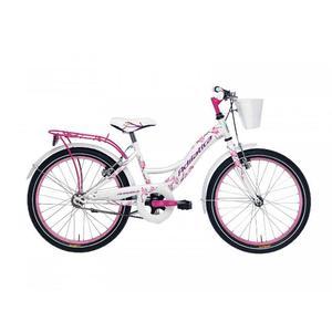 Bicicletta Per Bambina 20Â? Cicli Adriatica Girl 20 Bianca