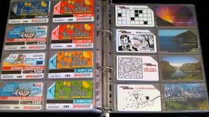 Collezione 200 schede telefoniche