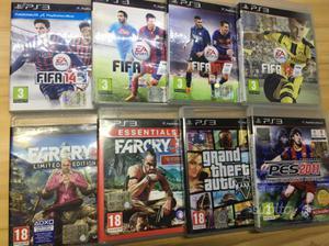 Giochi vari per PS3 Sony Playstation 3 FIFA PES