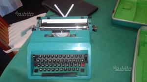 Macchina da scrivere Olivetti studio 45