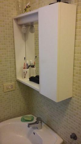 Mobili a specchio bagno ottimo stato 2 pezzi