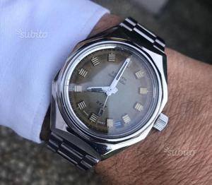 Orologio vintage zenith defy anni 70