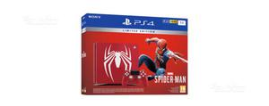 PS4 1TB Spider Man Edition