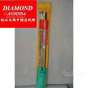 Antenna discone diamond d + cavo 10 metri