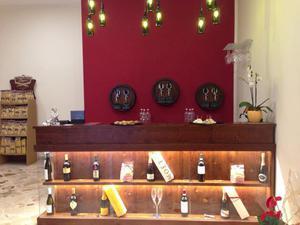 Bancone In Legno Costruito Artigianalmente : Bancone bar in legno massello posot class
