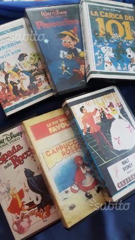 Cartoni animati - i classici walt disney & altro