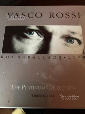 Cd originale Vasco Rossi The Platinum Collection