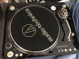 Coppia giradischi Audio Technica ATLP  USB