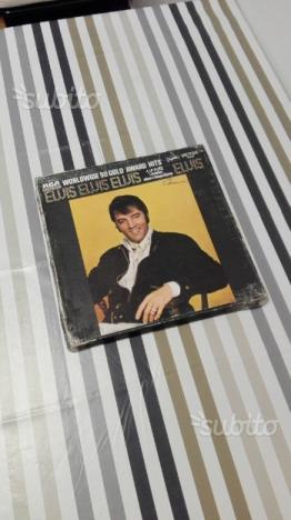 Elvis Presley - Discografia - LP, vinile, 33 giri