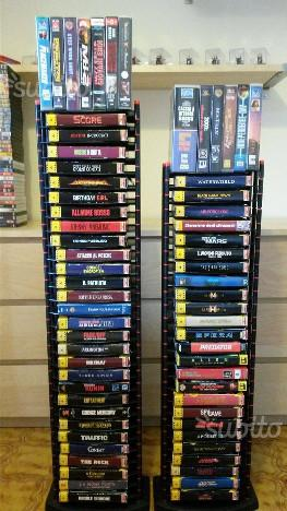 Lotto VHS videocassette film vario genere