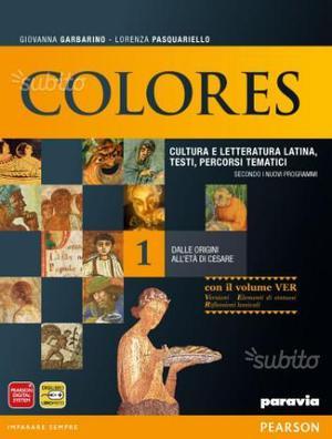 Colores. Vol. 1: Dalle origini all'età di Cesare
