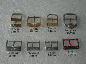 Fibbie per Orologi da Polso