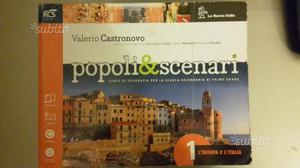 Libro 1 media Geografia: POPOLI & SCENARI 1