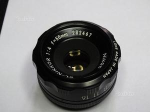 Nikon Nikkor EL  mm lente d'ingrandimento pr