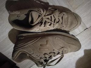 Scarpe fila nuove mai indossate | Posot Class