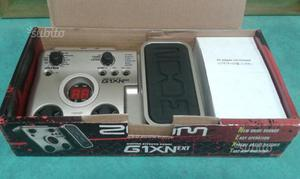 Codice:  GUITAR EFFECTS PEDAL G1XNEXT ?Pos