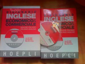 Dizionario inglese economico e commerciale Hoepli