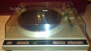 Giradischi stereo Denon DP 35F