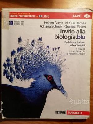 Invito alla biologia blu