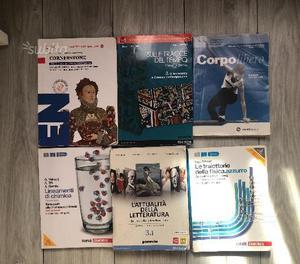 Libri per terza quarta e quinta superiore
